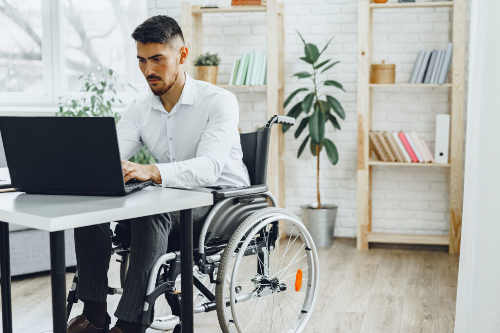 work from home jobs for disabled people