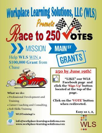 Race to 250 votes Campaign V1