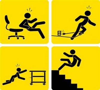 Safety hazards at work